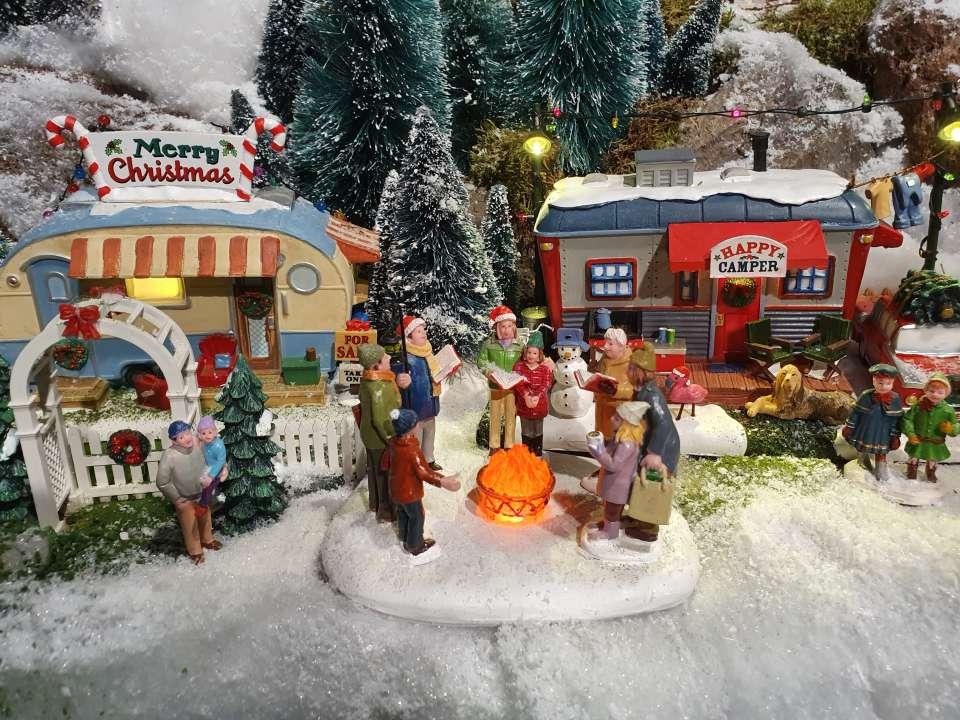 Kerstshow limburg