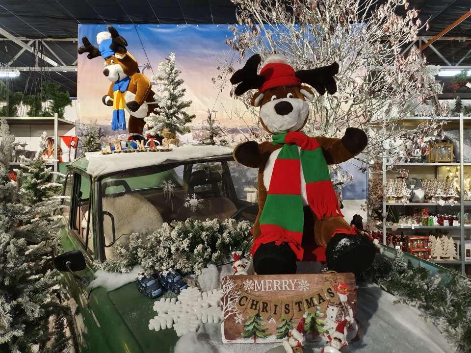 Kerstshow bezoeken limburg