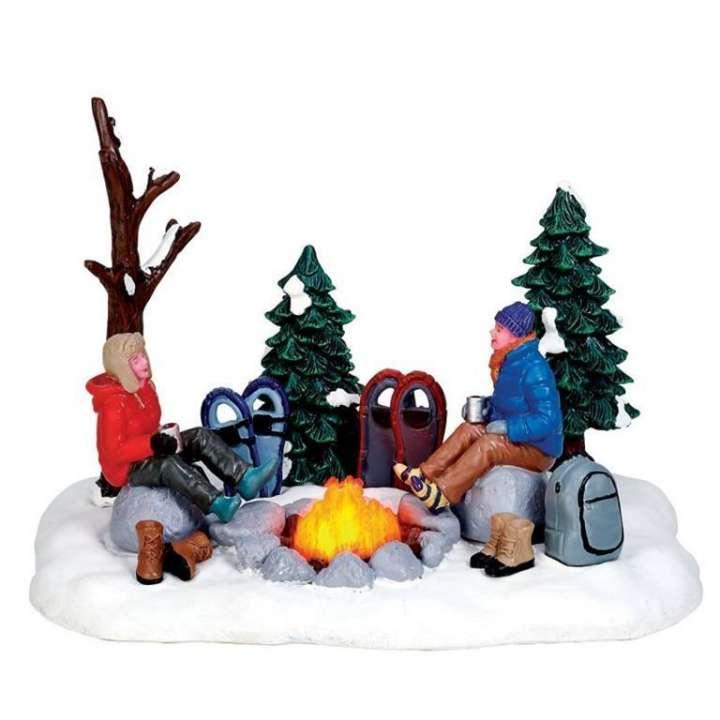 Lemax weihnachtsshow bei schmitz