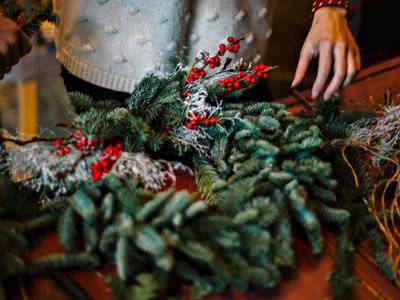 Kerststukjes kopen | Tuincentrum Schmitz