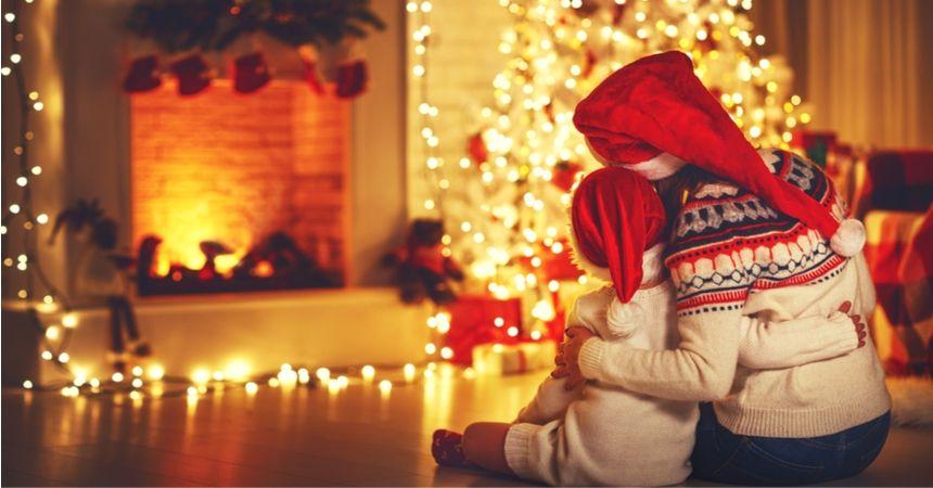 kerstboom versierd kopen