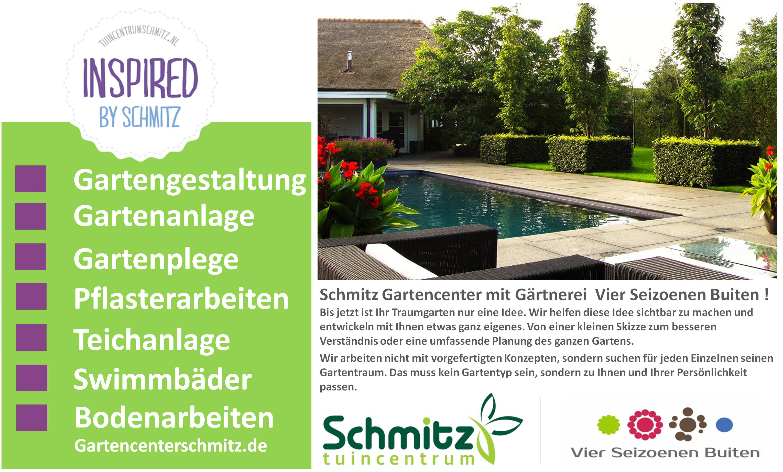 Gartencenter Schmitz gartengestaltung tuincentrum schmitz