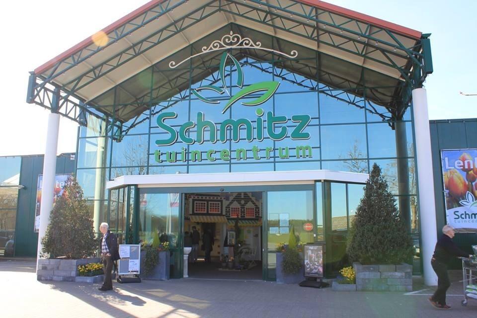 Bezoek tuincentrum Schmitz in Vlodrop, Limburg