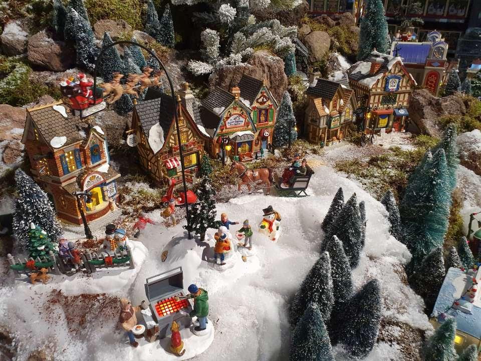 Kersthuisjes van Lemax online kopen   Tuincentrum Schmitz