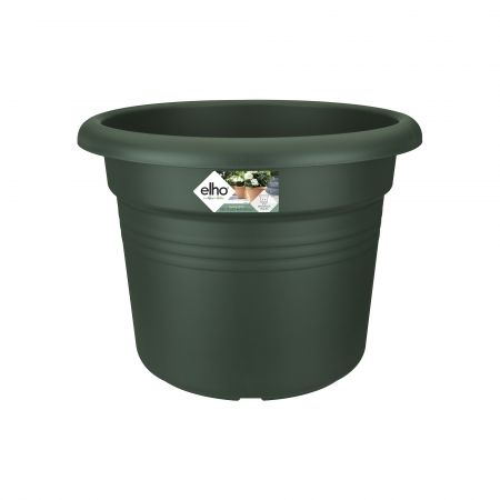 Pot green basic cilindr d80cm b grn